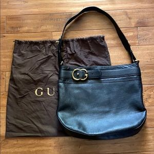 Gucci Ride Pebbled Leather Bag